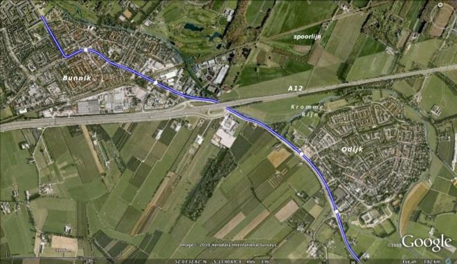 tram Uithof - Wijk bij Duurstede