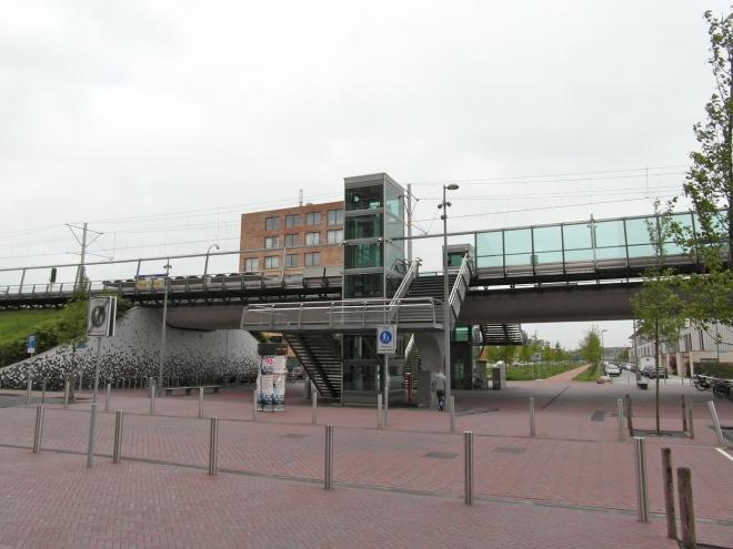 RandstadRail lijn 4 in Oosterheem